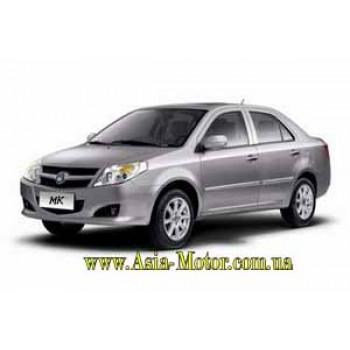 Geely MK - дальний родственник Toyota